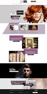 10 beautiful salon website template designs for 2017 marketing 360