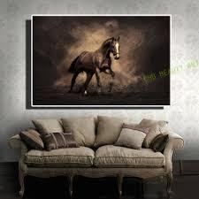 horse canvas wall art decor wall murals you ll love horse canvas wall art pottery barn