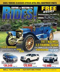 rides magazine september 14 2017 by stott media issuu
