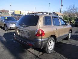 hyundai santa fe 2004 review used 2004 hyundai santa fe lx clean carfax at green leaf auto sales