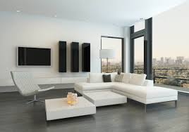 living room minimalist house design with art for living room