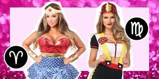 halloween costumes perfect for your sign