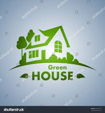 green house silhouette stock vector 263391449 shutterstock
