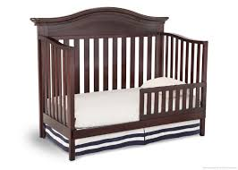 Cribs That Convert To Toddler Beds Augusta Crib N More Delta Children