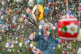 easter egg trees volker kraft easter egg tree in its year on if it s hip its here