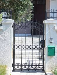 Wrought Iron Gates Securing Your Home in Style