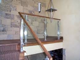 Glass Banisters Cost Best 25 Glass Stair Railing Ideas On Pinterest Glass Stairs