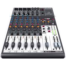 Home Studio Mixing Desk by Amazon Com Behringer Xenyx 1204usb Musical Instruments