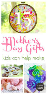 15 mothers day gift ideas that kids can make