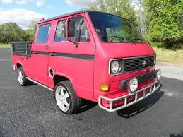 pink volkswagen van 1989 vw t3 doka diesel u2013 crapwagen outtake