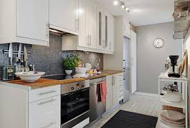 Enchanting Apartment Kitchen Decorating Ideas Catchy Small Kitchen - Apartment kitchen design