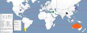 Code Geass World Map by Risk Thread