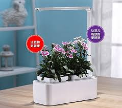 indoor garden kit hydroponics led growing system 2 self watering