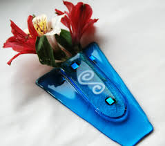 omega glass fused glass art that u0027s ridiculously cool flowers on