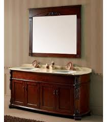 wooden antique bathroom furniture s50 5002 from walnut bathroom