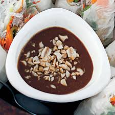 hoisin peanut dipping sauce recipe myrecipes