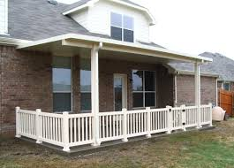 Aluminum Patio Covers Dallas Tx by Vinyl Patio Covers And Shade Structures Dallas