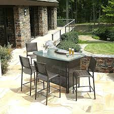 bar sets for sale patio tables as walmart patio furniture for lovely