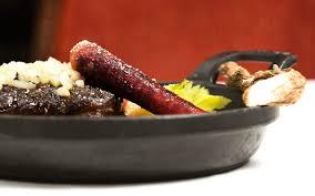 boreal cuisine hôtel manoir gastronomy