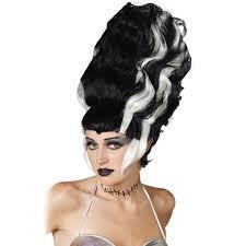 monster bride wig buycostumes com