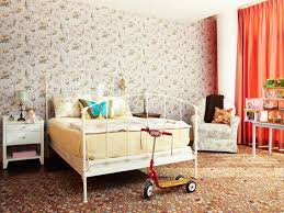 Wallpaper Design Ideas For Bedrooms Top Bedroom Trends For Kids Hgtv