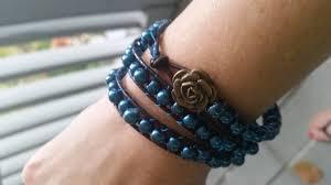 wrap wrist bracelet images Jewelry beaded wrap bracelet thursday july 27th 1 00pm 3 00pm jpg