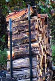 what is the best way to store firewood countryside network