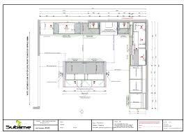 Kitchen Design Autocad Kitchen Design Floor Plans Nightvale Co