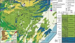 Iberian Peninsula Map Tethyan Versus Iberian Extension During The Cretaceous Period In