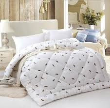 Down Comforter Summer Queen Down Comforter Cosette Goose Down Quilt Alternative