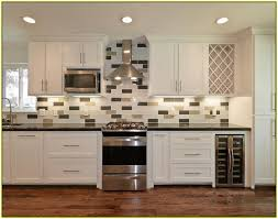 Backsplash Tile Home Depot Stylish Decoration Home Depot Glass - Stainless tile backsplash