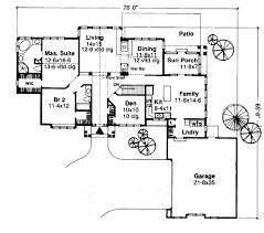 craftsman style house plan 2 beds 2 baths 1879 sq ft plan 320