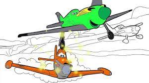 disney planes coloring 6 racing hands coloring