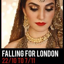 wedding makeup classes bridal makeup by bina khan london dates hair makeup