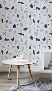 Modern Wallpaper Designs For Living Room Bedroom Walls Textured