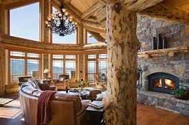 Ski Lodge Interior Design Peek Inside This Just Listed Rustic Colorado Ski Lodge Today Com