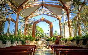 Map Of Los Angeles And Surrounding Areas by Wayfarers Chapel Best Beach Wedding Locations Los Angeles Area