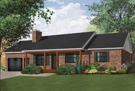 classic ranch with efficient layout 2129dr architectural