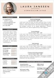 executive resume templates word gallery of executive resume template word free sles exles