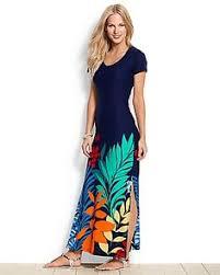 women white boho maxi chiffon dress sleeveless summer long beach