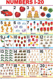 10 best images of number chart 1 20 number chart 1 20
