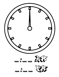 file tell time clock hr 12 at coloring pages for kids boys dotcom