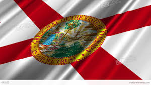 Florida Flag History Florida Flag Loop 02 Stock Animation 695522