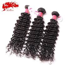 weave on ali hair cheap 6a wave curly hair