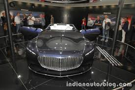 maybach 6 interior vision mercedes maybach 6 cabriolet interior at the iaa 2017