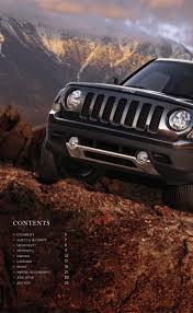 mopar jeep accessories 2012 jeep patriot ebrochure