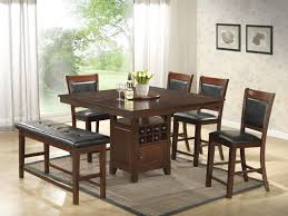 Lazy Susan Kitchen Table by Barron U0026 39 S Furniture And Appliance Counter Height Dining Furniture