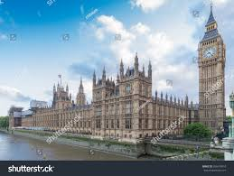 British Houses World Famous Big Ben Clock Tower Stock Photo 356479910 Shutterstock