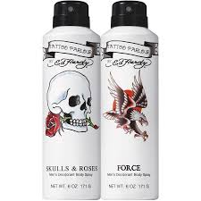 parlour by ed hardy spray for gift set 6 oz 2