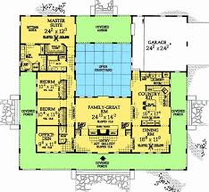 house plans with courtyards adobe style house plans with courtyard best of house plans with